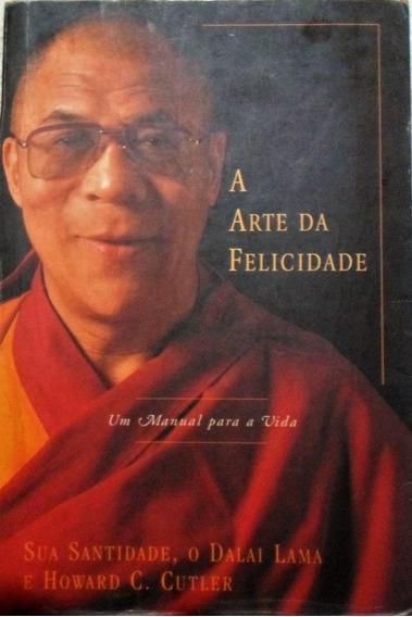 Livro A Arte Da Felicidade - Leia Todo O Anuncio