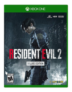 Resident Evil 2 Xbox One - Re2 Bo4 - Envío Gratis -