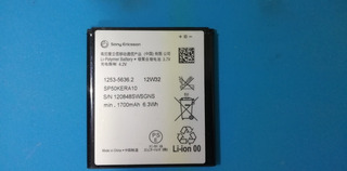Bateria Sony Para Modelo Lt26i