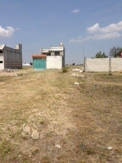 Terreno Costado Caseta Amozoc Facilidades De Pago