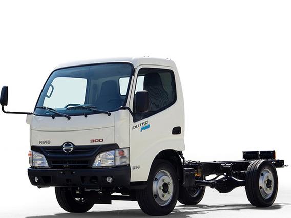 Hino Dutro Pro Modelo 2020 Para Furgón, Estacas, Planchon