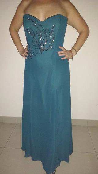 Vestido De Fiesta, Sin Uso, Talle 50