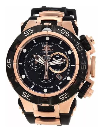 Relógio Pa0907 Invicta 12888 Subaqua Noma V Original + Malet