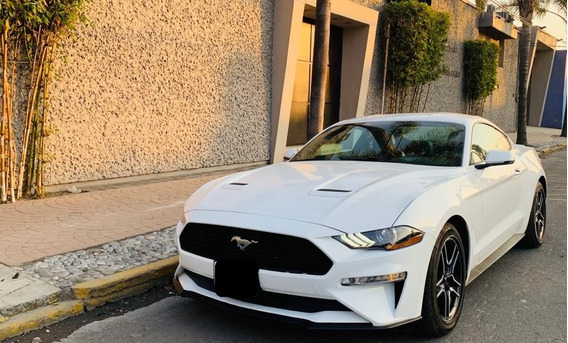 Mustang Ford Ecoboost 2019