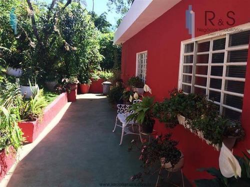 Chácara Com 3 Dormitórios À Venda, 2000 M² Por R$ 530.000,00 - Monterrey - Louveira/sp - Ch0001