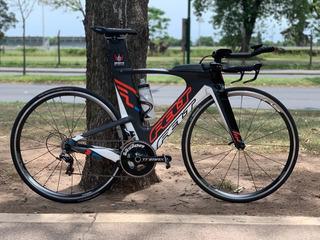 Bicicleta Triatlón Felt Ia3 Dura Ace 11v Tomo Ruta O Btt