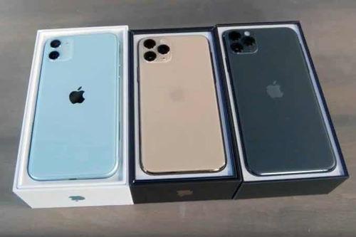 Nuevo Apple iPhone 11 Pro Max 256gb Desbloqueado De Fábrica