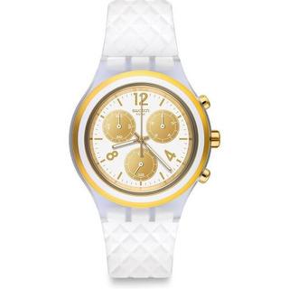 Reloj Swatch Elegolden Svck1008 | Original | Agente Oficial