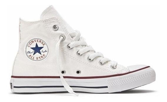 Tenis Converse All Star Ct Core Hi Bota Branco