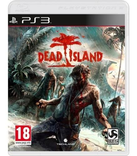 Dead Island - Mídia Física / Ps3