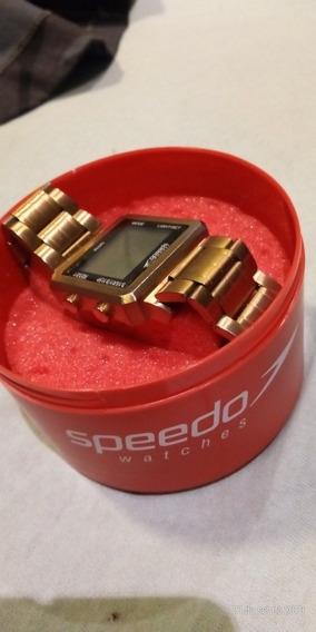 Relógio Speedo Dourado