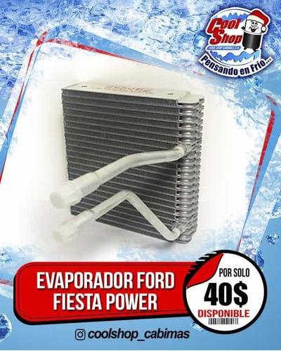 Evaporador Ford Fiesta Power 2004-2013