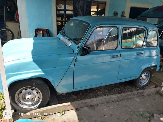Renaul 4 1975 Export