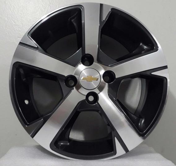 Jogo De Roda Chevrolet Onix Ltz Aro 14