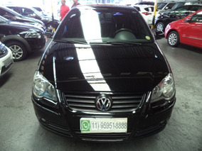 Polo Sportline 1.6 I-motion Total Flex 2010 /2010 Preto Veja