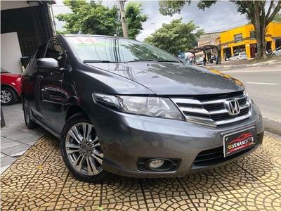 Honda City 1.5 Lx Flex Aut - Venancioscar
