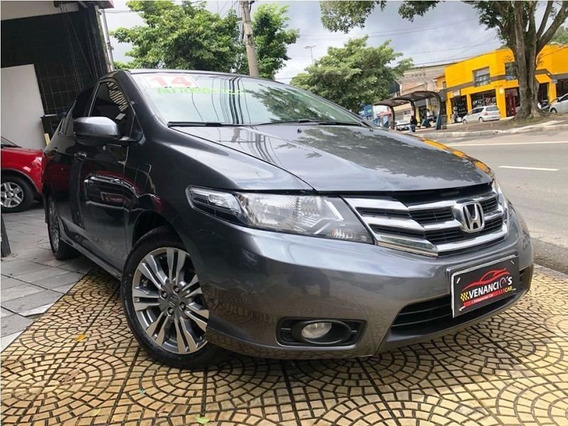 Honda City 1.5 Lx Flex Aut - Venancioscar