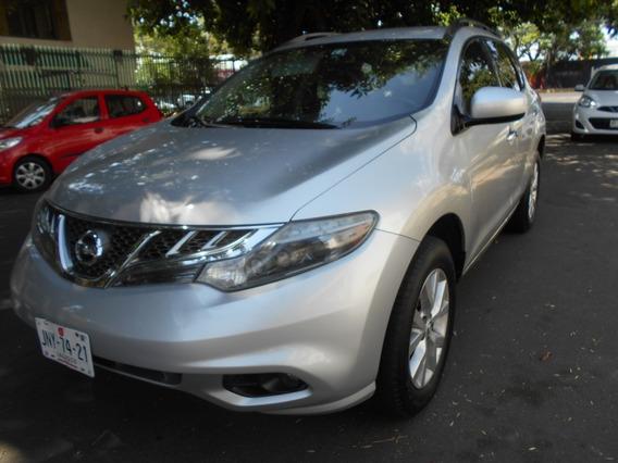 Nissan Murano Sl Cvt 2011