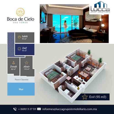 Boca De Cielo One Tower