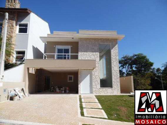 Casa Condominio Village Das Flores, Nova, 03 Suites - 23106 - 68108827