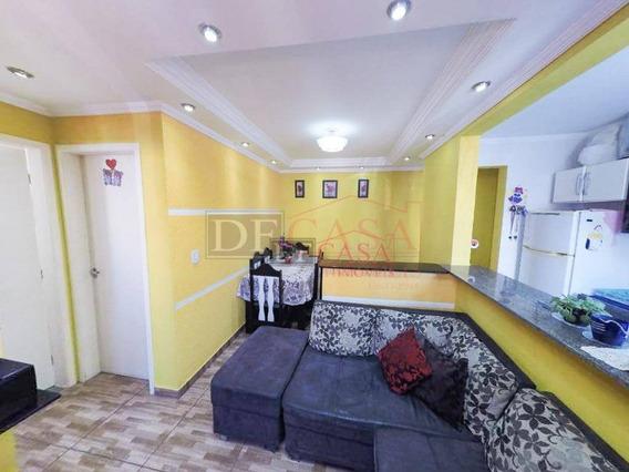 Apartamento Residencial À Venda, Parque Santa Rosa, Suzano. - Ap4021