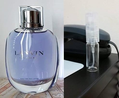 Amostra Decant Perfume Lanvin L