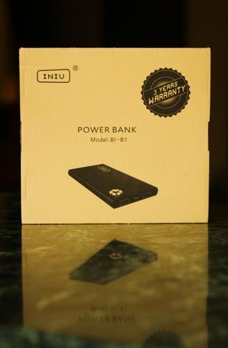 Power Bank Iniu 10,000 Mah