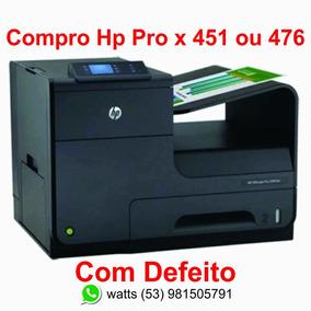 Hp Pro X 451 Com Defeito