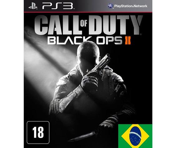 Jogo Call Of Duty Black Ops 2 Ps3 Digital Psn Dublado + Dlc
