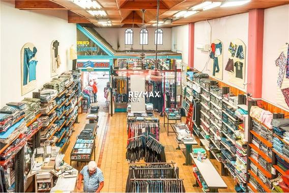 Alquiler Local Comercial - Zona Microcentro