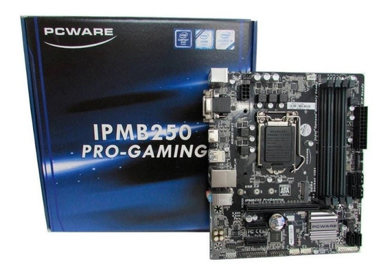 Placa Mãe Ipm Intel B250 Pro Gaming Pcware