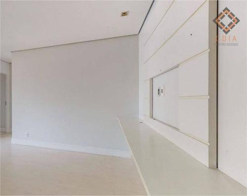 Apartamento Para Compra Com 2 Quartos E 1 Vaga Localizado Em Moema Índios - Ap53808
