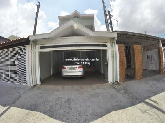 Casa Com 3 Dormitórios À Venda, 165 M² Por R$ 500.000,00 - Jardim Das Indústrias - São José Dos Campos/sp - Ca0754