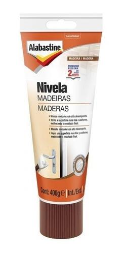 Alabastine Nivela Maderas 400 Gr Alba Mm