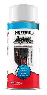 Netmak Espuma Limpiadora Nm_el400