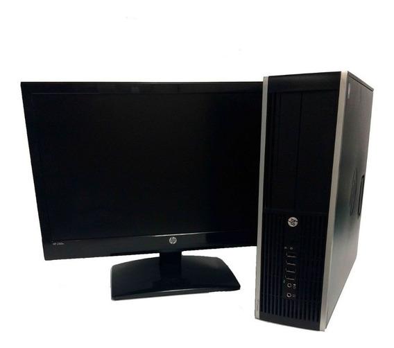 Combo Desktop Hp 6305 Ssf Com Monitor 18,5+ Teclado E Mouse