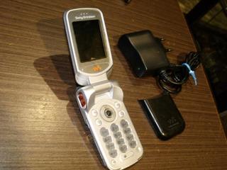 Celular Sony Ericsson W300i