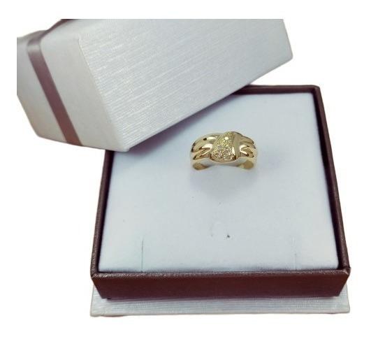 Barato!! Anel Love New Look Star Em Ouro 18k 3230 + Diamante