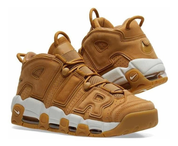 Nike Air More Uptempo Flax Original