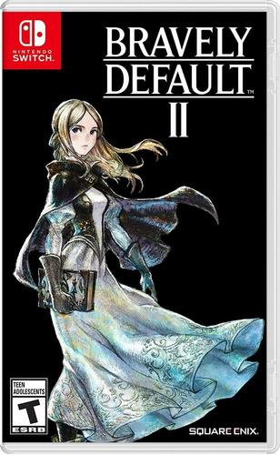 ..:: Bravely Default Ii ::.. Nintendo Switch