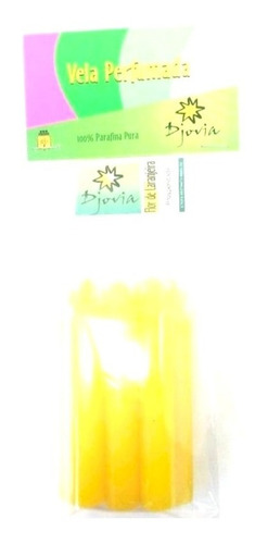 Vela Palito Perfumada Flor De Laranjeira - Dj888002