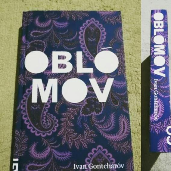 Livro Oblomov - Edição Especial Capa De Tecido - Cosac Naify
