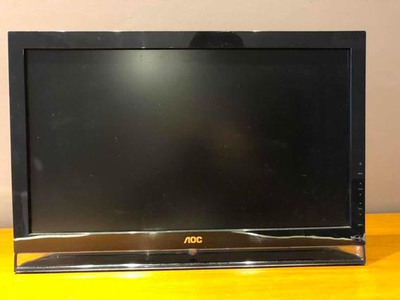 Televisor Aoc 22 Widescreen - Le22h158
