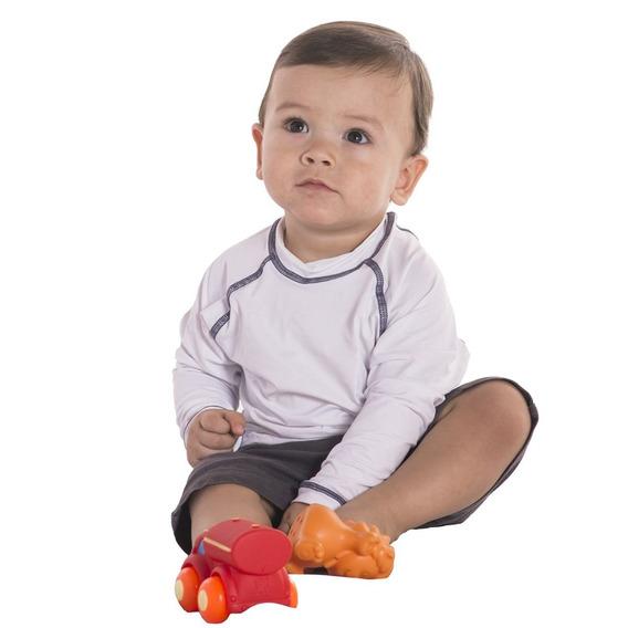 Camiseta Infantil Lupo Kids Com Proteção Solar Uva Uvb 50+