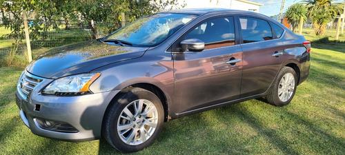 Oportunidad Nissan Sentra B17 Con Tan Solo 35000 Km Reales
