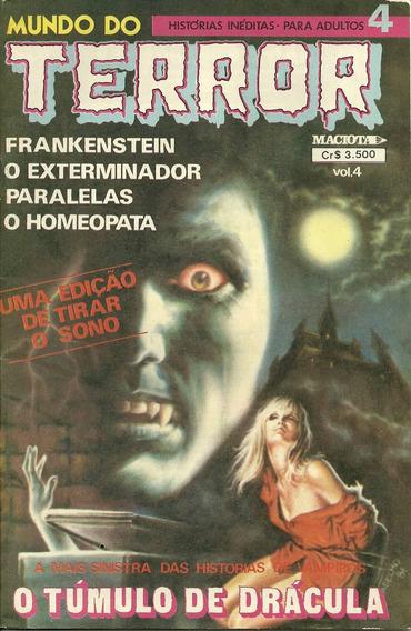 Revista Mundo Do Terror Vol. 04