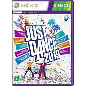 Just Dance 2019 - Xbox 360 - Mídia Física (game Tech)