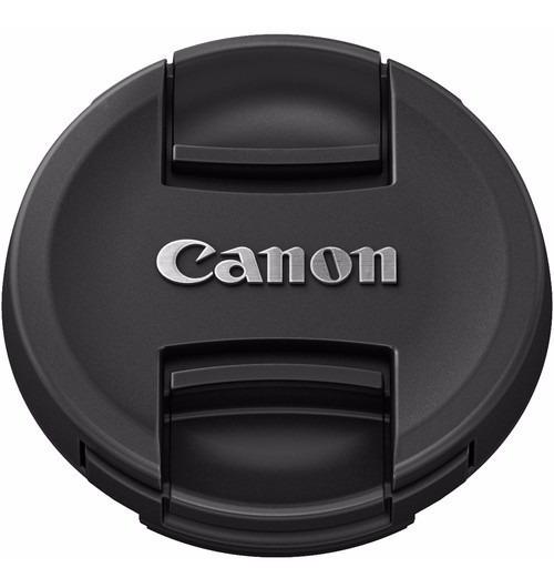 Canon E-52ii 52mm Tampa Original Frontal Da Lente