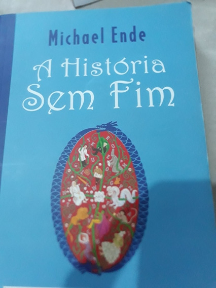 Livro : História Sem Fim ( Linda Obra Sobre Fantasia)
