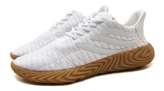 Tênis adidas Sobakov Branco Importado Super Promoção Outfit